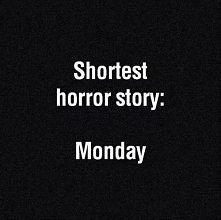 Monday, grrr...