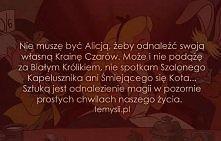 ale i tak jestem Alicją ;)