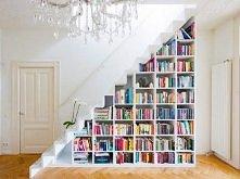 Ale bym chciała taką biblioteczkę w swoim domu :)