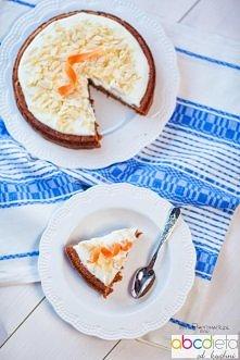 dietetyczne ciasto marchewkowe ^^ HEALTHY FOOD