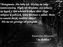 """Katarzyna Miszczuk - """" Ja diablica """""""