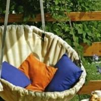 jak zrobić fotel wiszący