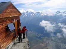 View on alps, Zermatt, Switzer