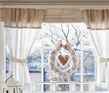 Piękna zimowa dekoracja!