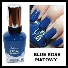 Sally Hansen-Blue Rose Ulub...
