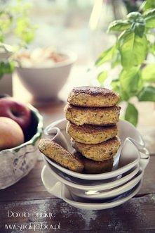 Kotlety sojowe do obiadu + ziemniaki lub ryż + duużo sałatki