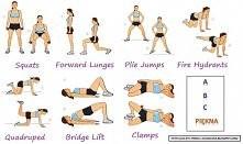 Ćwiczenia na pośladki :)