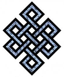 Karma Symbol.