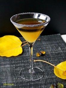 FREDDY KRUEGER   Składniki: * 40 ml czarnej wódki ziołowej * 80 ml soku pomarańczowego * 20 ml syropu brzoskwiniowego * łyżka dowolnego syropu o ciemnym kolorze (np. z czarnych ...