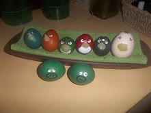 Angry Birds  Wielkanoc 2012