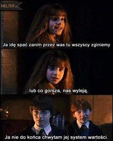 Hermiona...