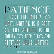 62. Patience