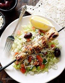 Mediterranean Chicken Kebab...