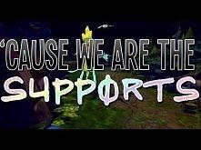 Instalok - We Are The Supports, czyli Lady Gaga :)