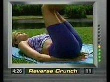 8 minut dziennie na miesnie brzucha