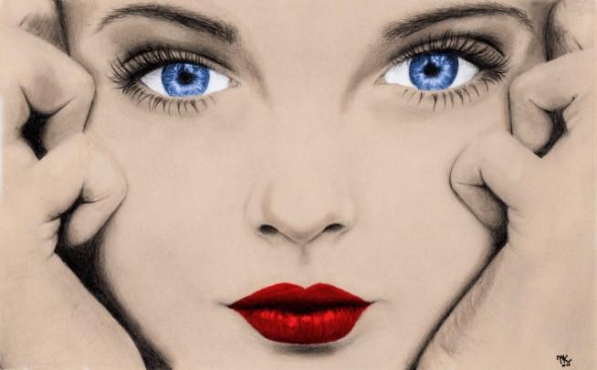 Co Wy Na To Kolorowanie Szkicu Efekt Ilustracji W Gimpie Na Moje