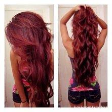 włosy do pozazdroszczenia ;) jak dla mnie super