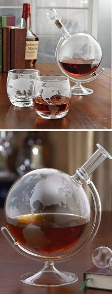 Światowa karafka i szklanki :)