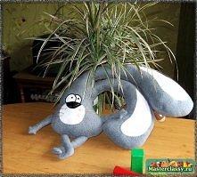 poduszka zając