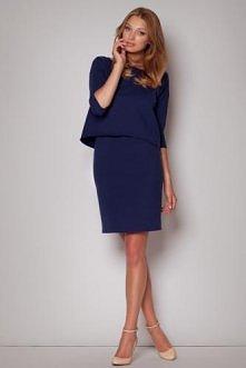 Figl - Sukienka bawełniana M206