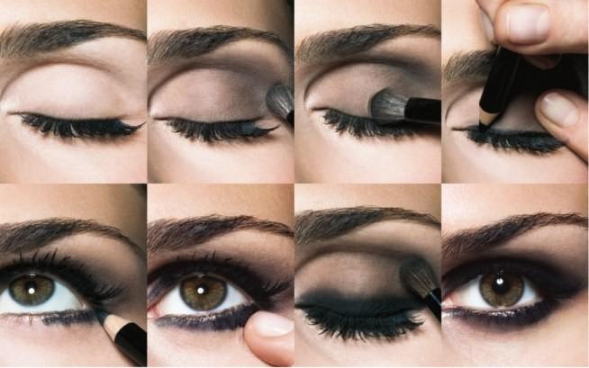 Większość z nas-kobiet uwielbia wyglądać zniewalająco, tak aby każdy mężczyzna nie przeszedł obok nas obojętnie :). Na wieczór zawsze wybieram makijaż w stylu smoky eyes. Cudownie podkreśla oczy i nadaje uwodzicielski wygląd.