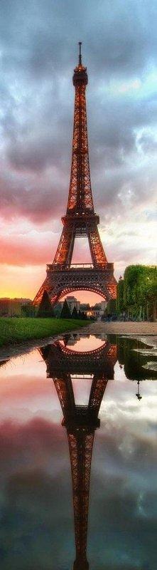 Paryż jak zawsze piękny.