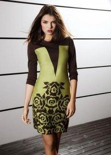 Ryłko Fashion - Sukienka VIVIEN Green