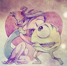Mike i Celinka :)