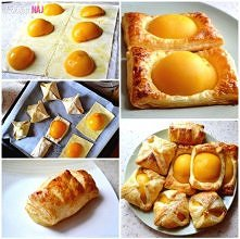 Brzoskwiniowe ciasteczka