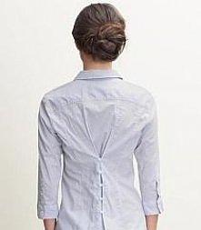 sposób na za dużą koszule