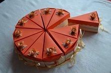 Papierowy tort