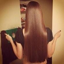 Piękne zdrowe włosy
