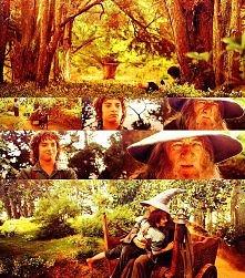 """""""Czarodziej nigdy się nie spóźnia Frodo Bagginsie (...)"""""""