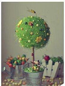 Ozdobne drzewko
