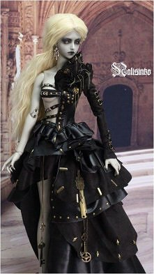 Steampunk and Gothic Ball J...