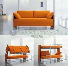 kanapa z ukrytą funkcją