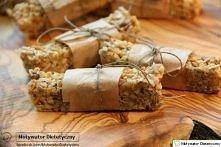Batoniki musli - bez mąki, ...