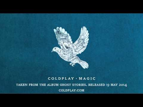 Coldplay - Magic (Official audio), love it!