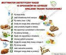 13 sposobów na skuteczne spalanie tłuszczu