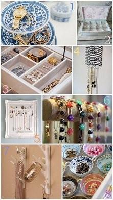 jak przechowywać biżuterię ;)