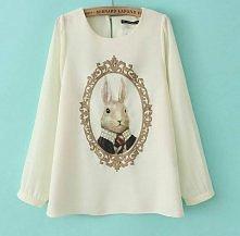 5. z króliczkiem :)