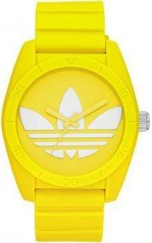 Wiosenny zegarek marki Adidas.