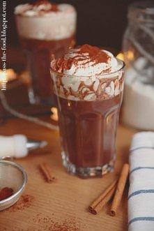 piernikowa gorąca czekolada :)