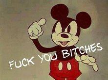 Mickey oszalał :P