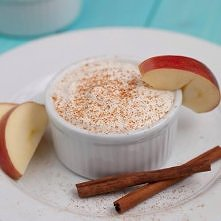 Kto zna tą Zdrową pyszność ? :)))  Czy wiecie, ze jabłko cynamonem i jogurtem...