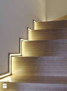 schody z led