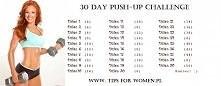 30 dniowe ćwiczenia polecam :)