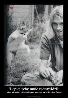 Kurt Cobain, na zawsze w moim sercu ♥