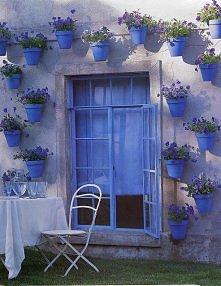 *** niebieskie wejście ***