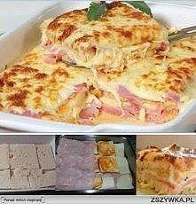 składniki:  1 opakowanie chleba tostowego Śmietana 1 cebula  3 ząbki czosnku ...